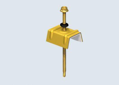 Gruppo fissaggio coperture | Covering fixing group - © Copyright Elcom System Spa - Tutti di diritti riservati / All rights reserved