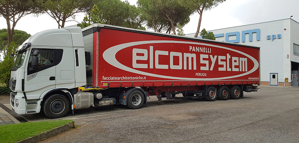 © Copyright Elcom System Spa - Tutti di diritti riservati / All rights reserved
